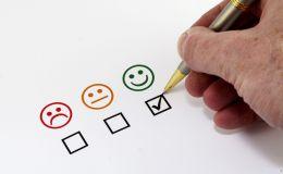 Enquête satisfaction client